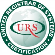 URS World Logo